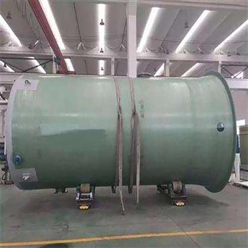 一体化预制供水泵站