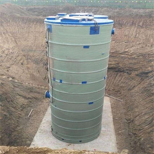 一体化预制排涝泵站