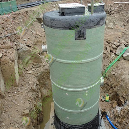 鹰潭一体化预制排涝泵站