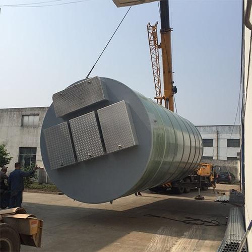 延边抚州一体化预制供水泵站