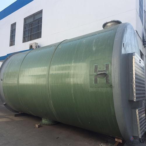 吉安一体化预制供水泵站