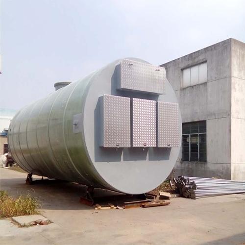 赣州一体化预制供水泵站