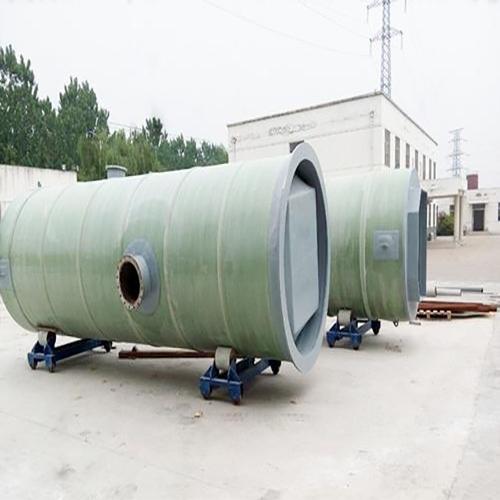 萍乡一体化预制供水泵站