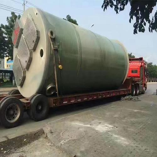 鹰潭一体化预制供水泵站