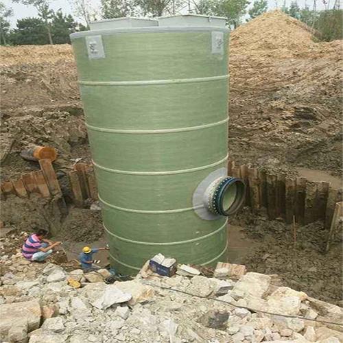 宜春一体化预制排水泵站