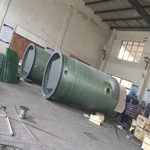 延边一体化预制排水泵站