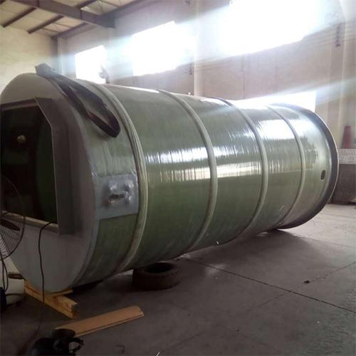 吉安多井筒预制泵站