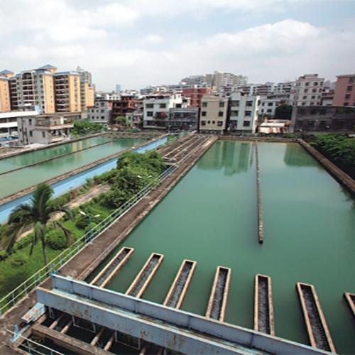 南昌水厂自动化系统