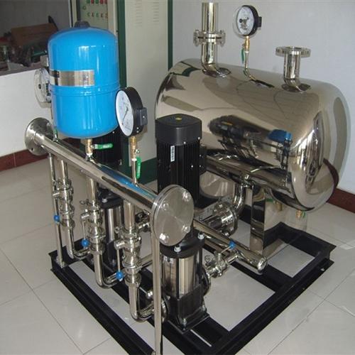 关于二次供水监控系统