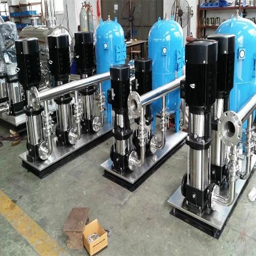 宜春二次供水监控系统
