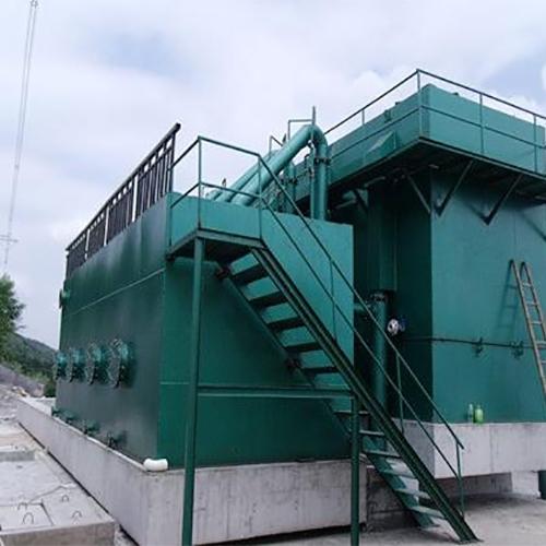 江西一体化净水设备示例