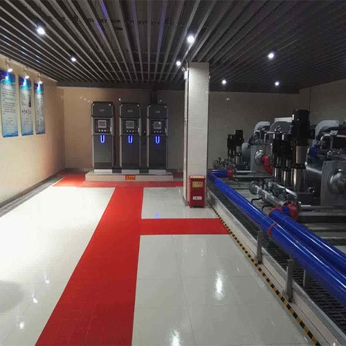 智能标准化泵房系统