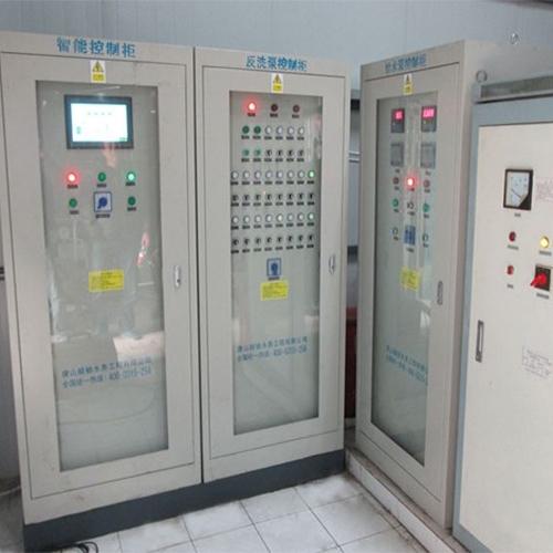 延边水厂远程监控系统案例