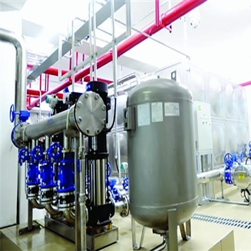 金华泵站远程监控系统示例