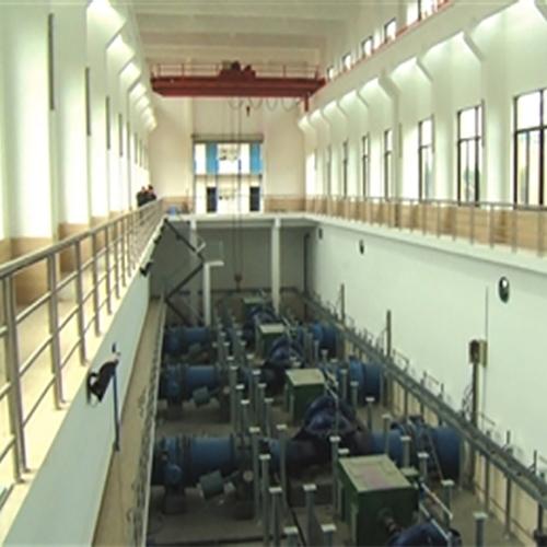 金华泵站远程监控系统