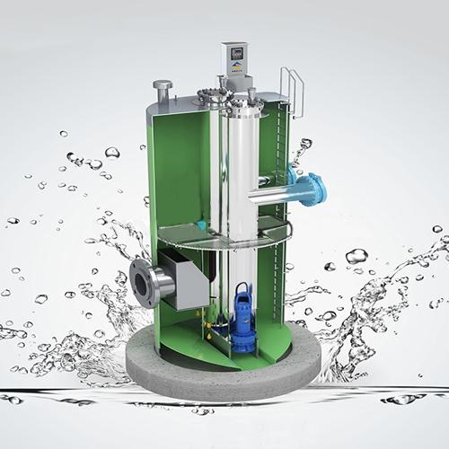 赣州一体化预制排涝泵站