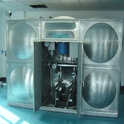 江西箱式无负压供水设备