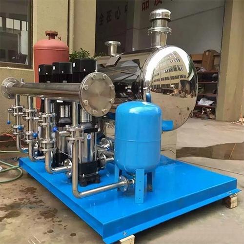 新余箱式无负压供水设备